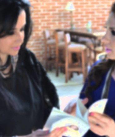 Behind the scenes Angélica Atondo para portada BE LIVE