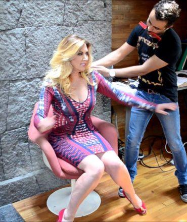Glenda Reyna para BE LIVE Mayo 2013