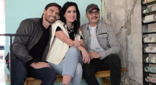 Behind the scenes Julián Gil