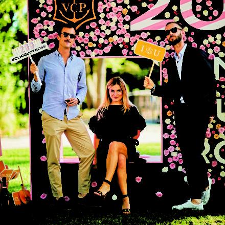 Veuve Clicquot Marcó los 200 años del Rosé D'assemblage