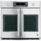 Ge stainless steel convection single wall oven