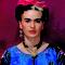 Frida Kahlo – Making Her Self Up