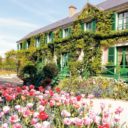 Jardín Claude Monet