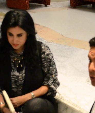 Behind the scenes con Ismael Cala Noviembre 2015