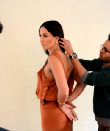 Behind the Scenes con Martha Cristiana para Revista BE LIVE