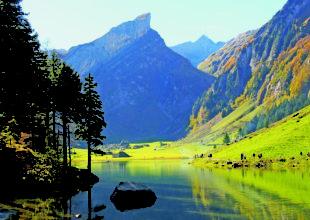 Appenzell · Un cuento en Suiza