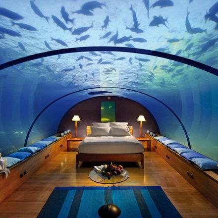 Los 11 hoteles más remotos del mundo