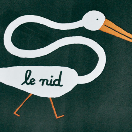 Le Nid · Egg Bar