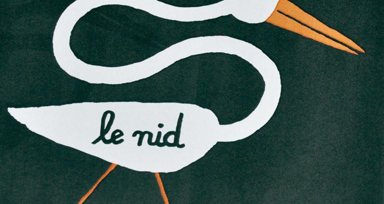 Le Nid · Egg Bar