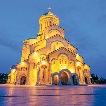 Tibilisi · La exótica capital de Georgia