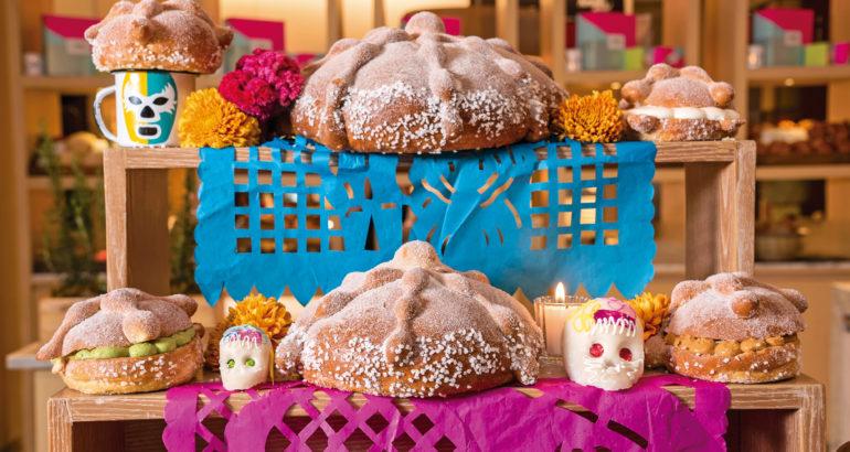 Día de Muertos · Tradición y fiesta culinaria de México