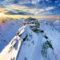 Schilthorn, Suiza · El espectacular balcón de los Alpes
