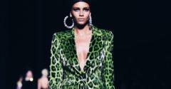Animal print / Faux fur trend