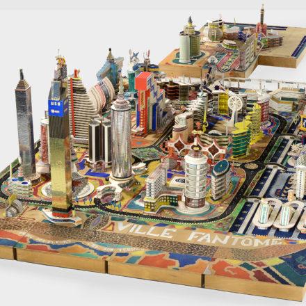 Bodys Isek Kingelez: City of Dreams