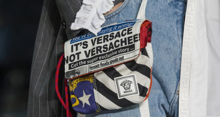 Versace Spring Season 2019 Mens