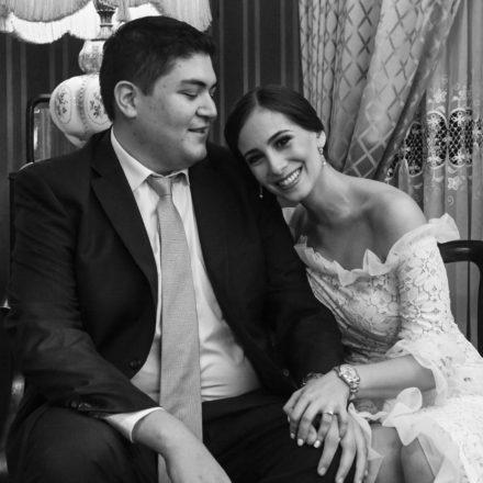 Pedida y Boda Civil de Kassandra Córdova y Daniel Valenzuela