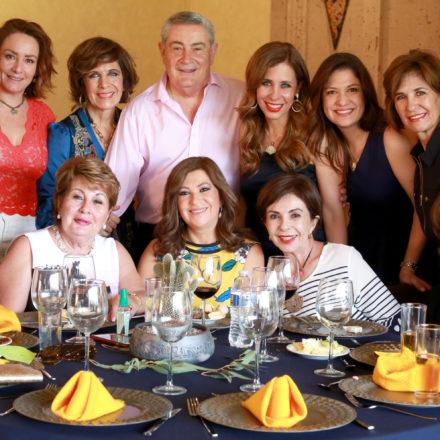 Juan Manuel Mancilla Celebra su cumpleaños en  Quinta Nápoles