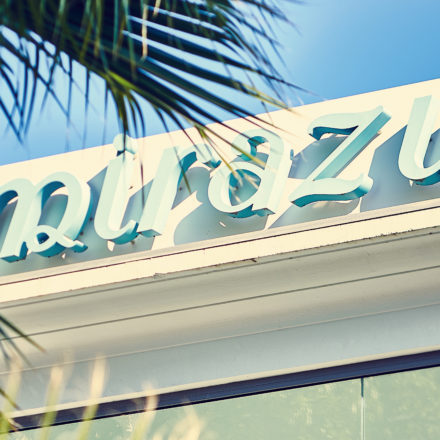 Mirazur, El restaurante que se casó con el cielo.