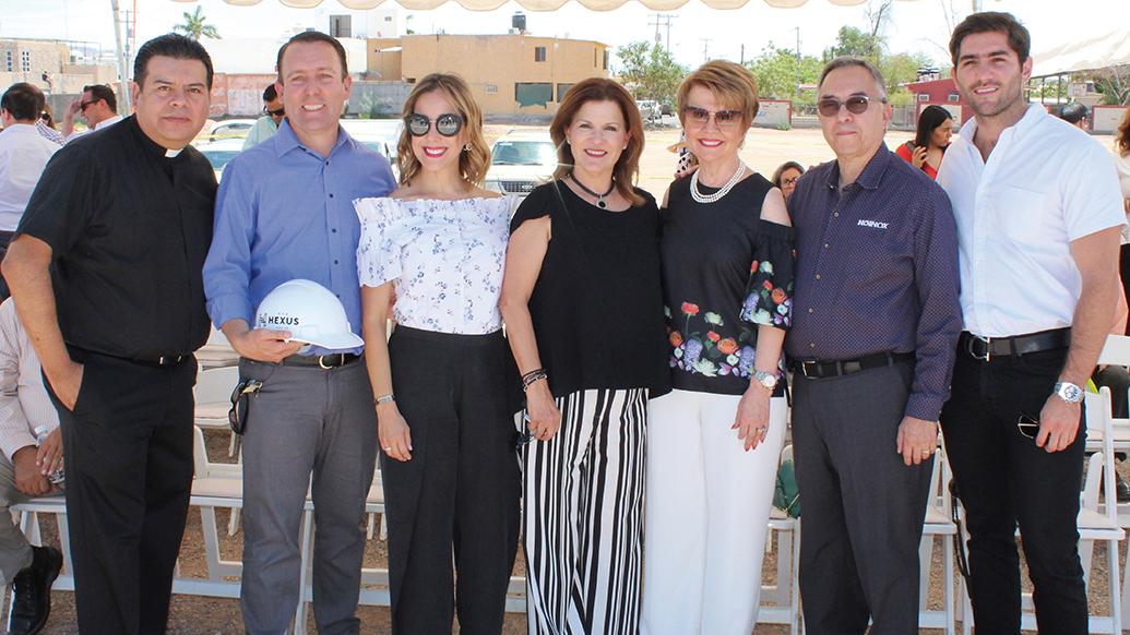 Inician obras de complejo residencial y comercial KYO Hexus