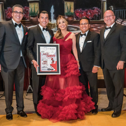 La Cámara de Comercio Hispana de Arizona Celebra su 61st Annual Black & White Ball and  Business Awards