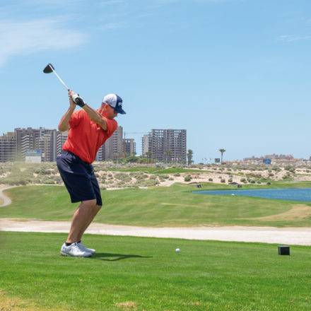 XIII Torneo de Golf  de Aniversario de Las Palomas Beach & Golf Resort