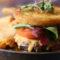 Receta: Ramen Noodle Burger