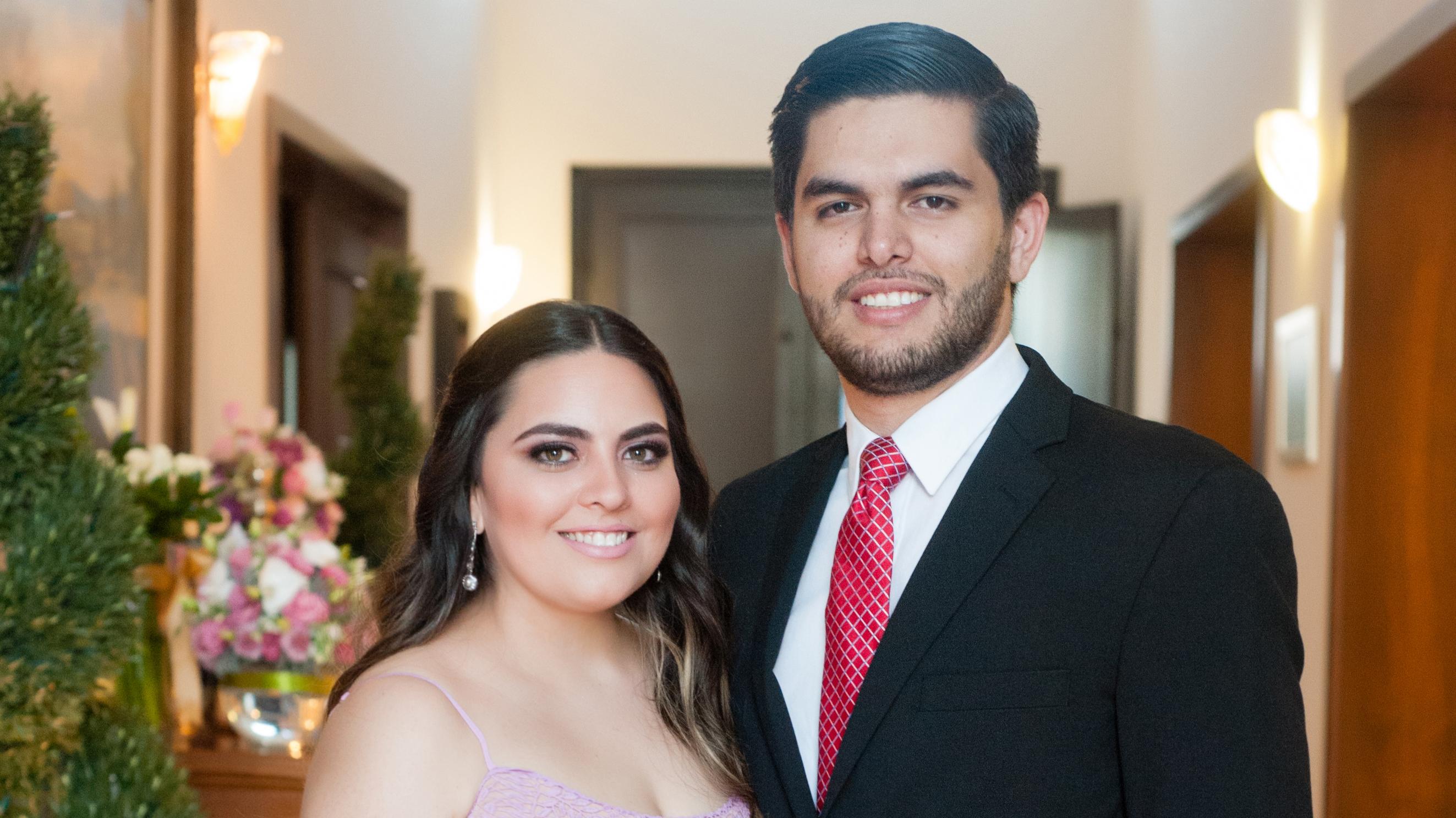Piden en Matrimonio a Malú García Esqueda