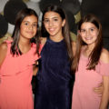 RED CARPET PARTY para Paola, Lucía e Isabel