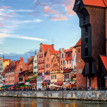 Gdansk, Polonia: Donde inició la Segunda Guerra Mundial