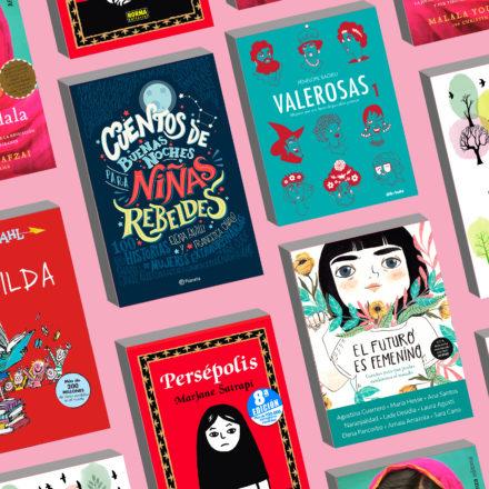 Ocho libros que toda mujer debería tener en su librero