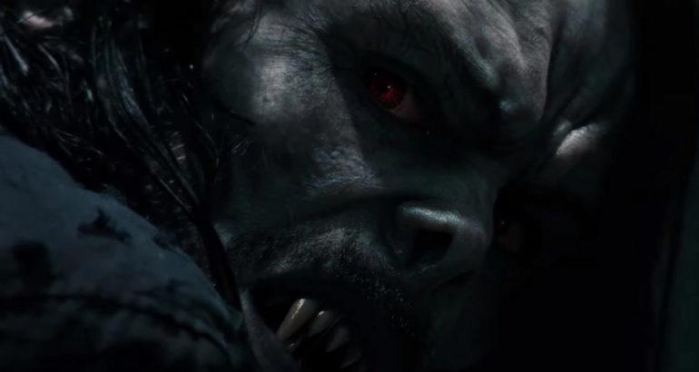 Morbius llega a la pantalla grande