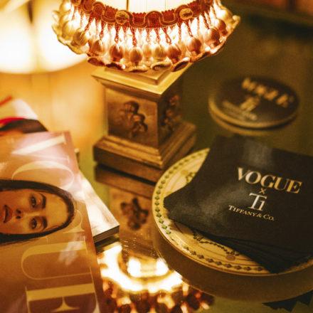 Vogue Inglaterra y Tiffany & Co. celebraron con una fiesta presentada por Edward Enninful Obe