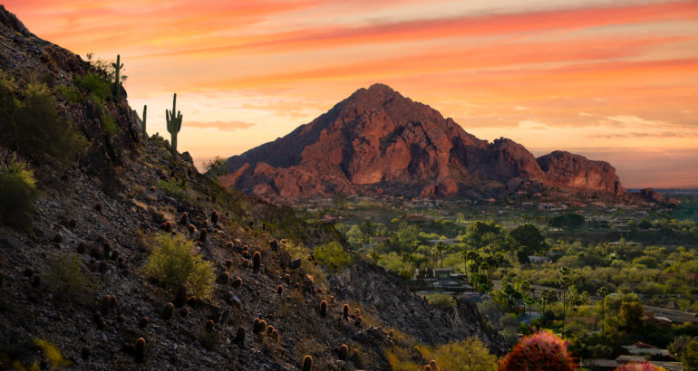 Phoenix, Arizona: Una ciudad para vacacionar