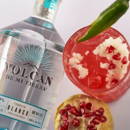 Tequila Volcán de mi Tierra te invita a celebrar a México desde casa
