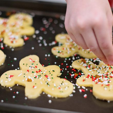 Prepara las mejores galletas navideñas