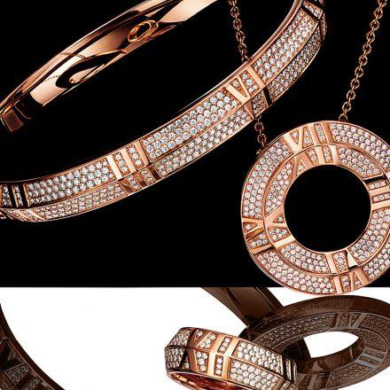 Por primera vez desde su lanzamiento, Tiffany & Co. le da un giro a su colección Atlas