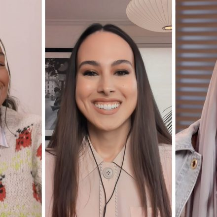 El tercer episodio de «Coach Conversations» con Paloma Elsesser, Yuna y Meena Harris en Woman Breaking Barriers